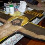 реставрация Голгофы