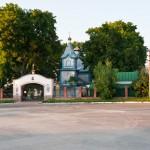 Площадь перед Храмом