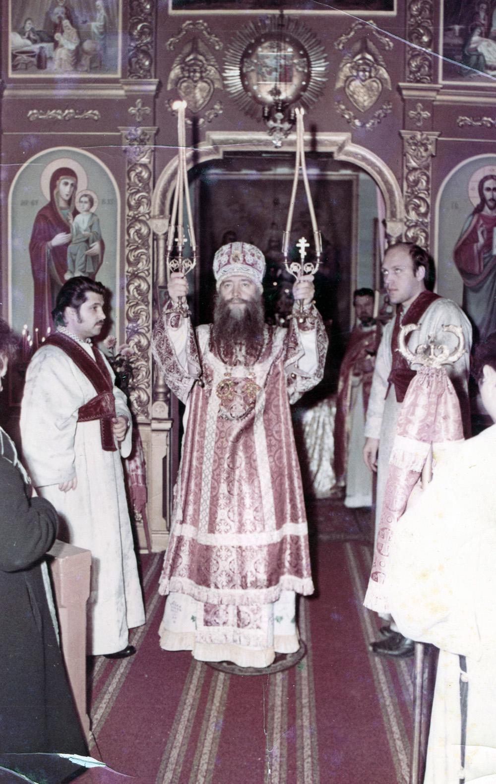 Архиепископ Антоний Астраханский