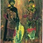Великомученики Димитрий Солунский и Феодор Стратилат