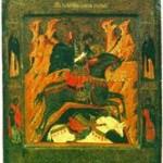 Чудо вмч. Димитрия о царе Калояне.