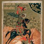 икона Димитрия Солунского