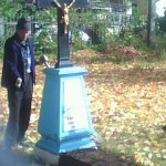 работы по благоустройству прихрамового кладбища