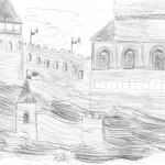 рисунок Богдана Гайсы