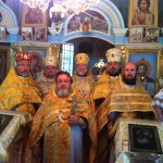 совершители Литургии, собор священнослужителей