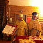 престольный праздник в храме свт. Иоасафа Белгородского г. Киева